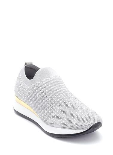 Derimod Kadın Ayakkabı (Suzy-2003023) Spor Gri